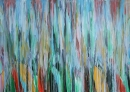 Óleo sobre lienzo <br>320 x 230 cm<br>2015