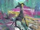 Óleo sobre lienzo 115 x 146 cm 2003