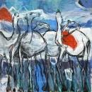 Óleo sobre lienzo200 x 200 cm 2002
