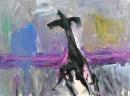 Óleo sobre lienzo 97 x 130 cm 2003