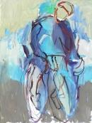 Óleo sobre lienzo 110 x 80 cm 2004