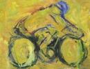 Óleo sobre lienzo  89 x 116 cm  2004