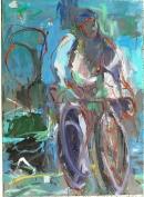 Óleo sobre tabla 110 x 81 cm 2004