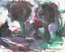 Tinta-acuarela 14,5 x 11,5 cm