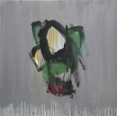 Oil on canvas 100 x 100 cm 2011