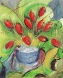 Oil on canvas 146 x 114 1989