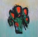Oil on canvas 155 x 155 cm 2011