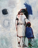 Oil on canvas 162 x 130 cm 1997