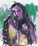 Oil on canvas 73 x 60 cm 2004
