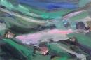 Óleo sobre lienzo 100 x 132 cm 2001