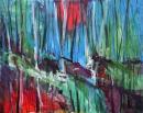 Oil on canvas 130 x 162 cm 2011
