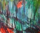 Oil on canvas 55 x 65 cm  2011