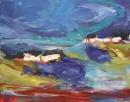 Óleo sobre lienzo 81 x 100 cm 2001