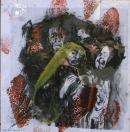 Óleo-papel 65 x 65 cm 1979-1999