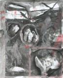Óleo-papel  74 x 91 cm 1979-1999