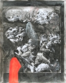 Óleo-papel  86 x 66 cm 1979-1999