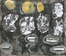 Óleo-papel 92 x 107 cm 1979-1999
