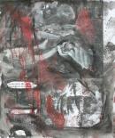 Óleo-papel  92 x 76 cm 1979-1999