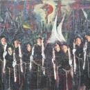 Oil on canvas 175 x 175 cm 1980