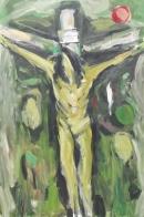 Óleo sobre lienzo195 x 130 cm1990