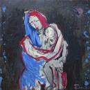 Oil on canvas 122 x 122 cm 2011