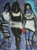 Óleo sobre lienzo  131 x 93 cm  2003